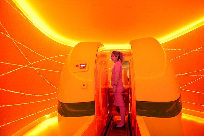 MRO Scanning Centre LED RAKO DMX
