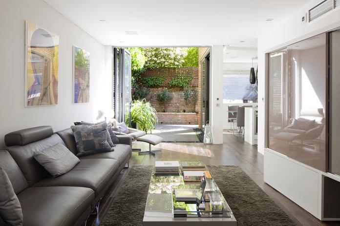 Savant Living Room St Johns Wood