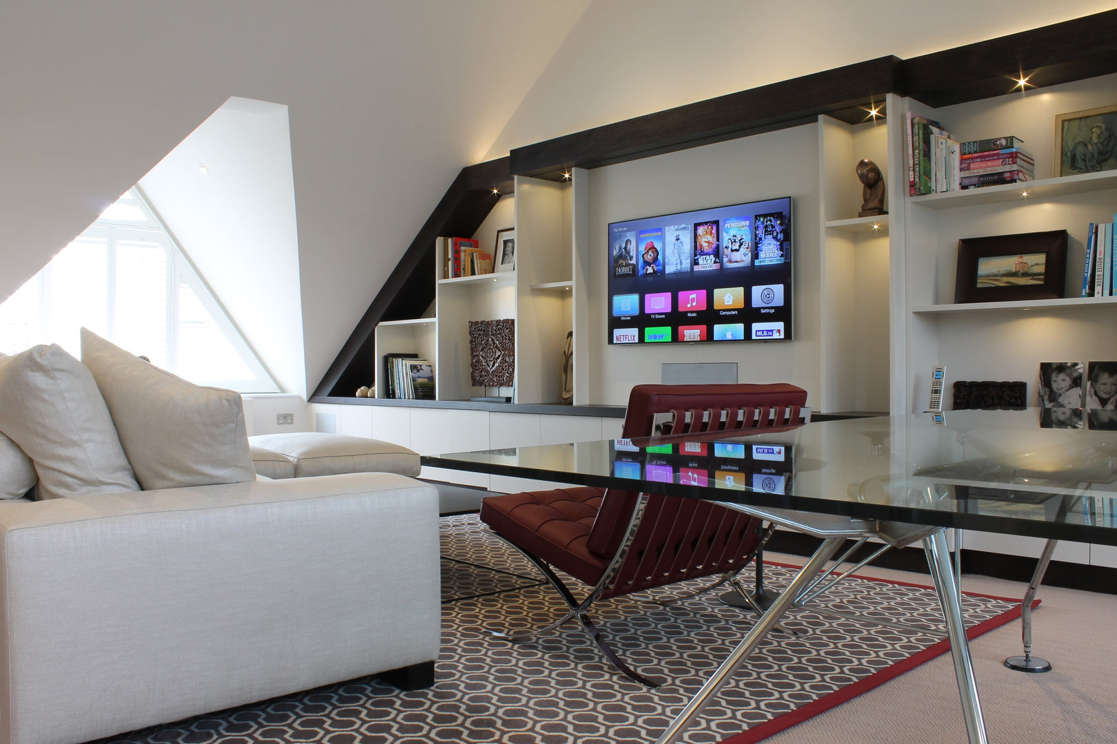 Highgate Sony TV Mode View