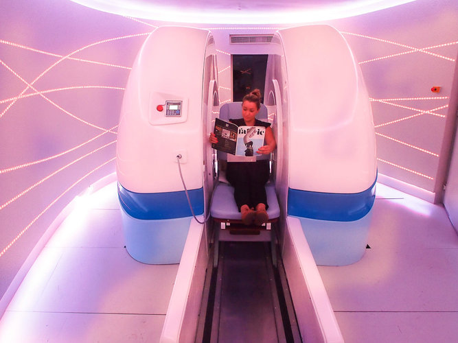 MRO European Scanning Centre W1 LED