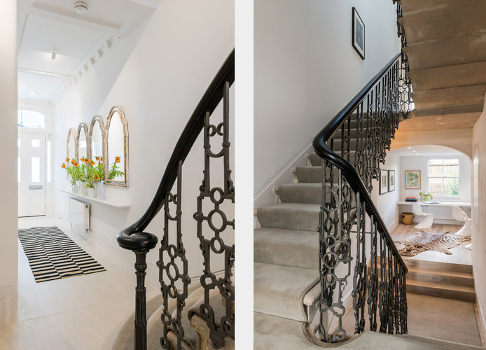 Lutron Primrose Hill Stairs Install