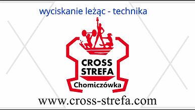 Cross Strefa Trening Siłowy