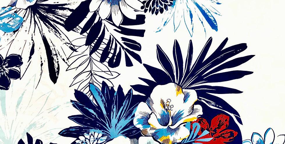Viscose Flores