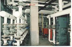 تأسیسات موتورخانه استخر