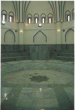 ورزشگاه باستانی و نمای از داخل آن 001