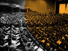 Il biennio d'oro dei congressi
