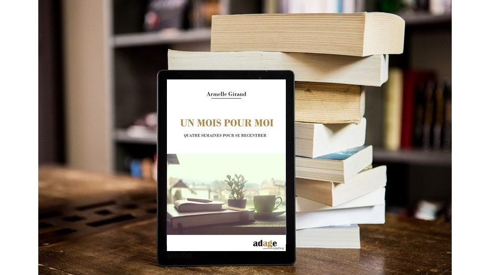 E-book Un mois pour moi Version numérique