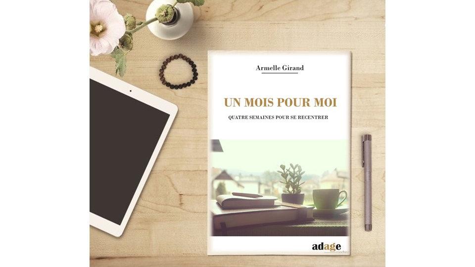 E-book Un mois pour moi Version imprimable
