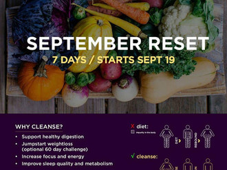 Reset for fall without crazy restrictions