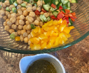 Two Summer Side Salads
