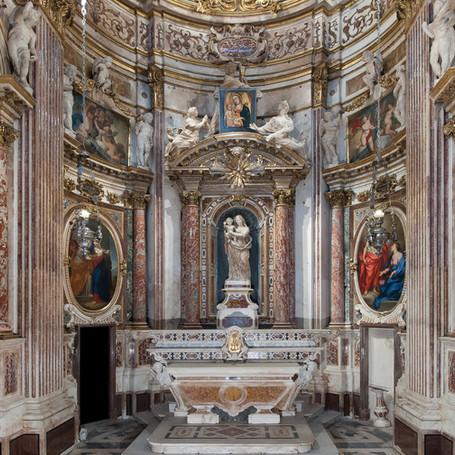 Cappella S.M.delle Vigne Genova