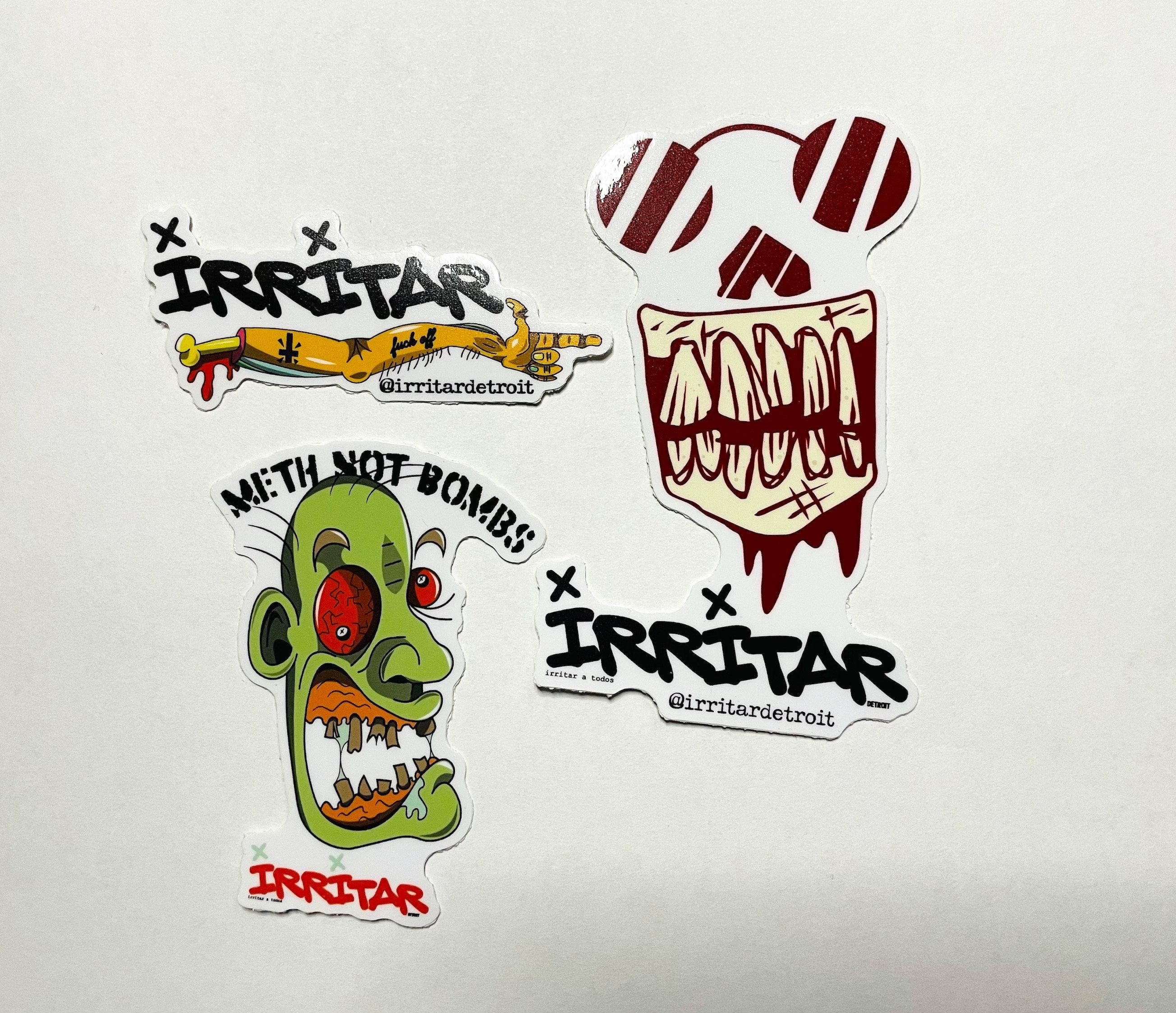 Igor /& Red Elvises Black T-shirt Dancing XLarge New and Free Bumper Sticker