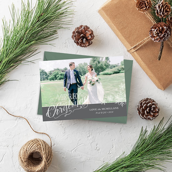 Christmas Card, Holiday Card, Photo Christmas Card, Holiday Photo Card, Printed Christmas Cards, Merry Christmas