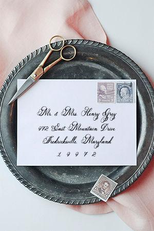 Simply Paper Envelope Addressing