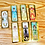 Thumbnail: Double Sided Gold Foil CCS Bookmarks