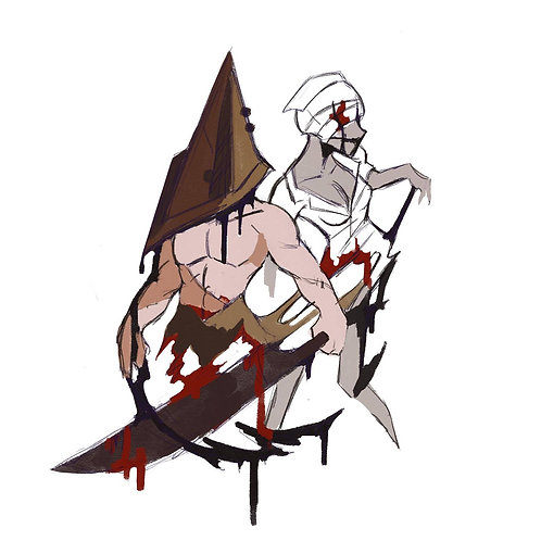 Silent Hill LE Pin