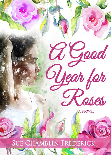 A Good Year for Roses Front Print Cover