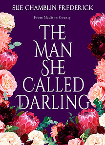 The Man She Called Darling Front Cover O