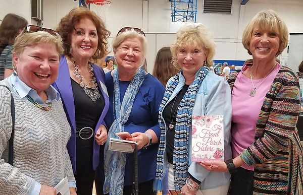 Sue and St. Augustine girls AIBF 2019.jp