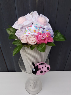 Bouquet for a baby Girl