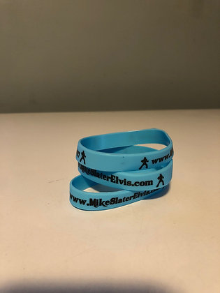 Tribute To Elvis Rubber wrist bands
