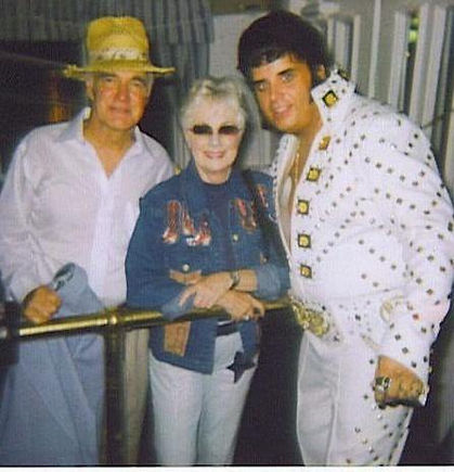 TBT 2005 Me, Shirley Jones and Art Harri