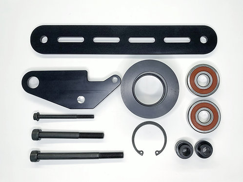 MSC Belt Wrap Kit M113K BWK (E55, CLS55, SL55, CL55, G55, S55) Works Pulley