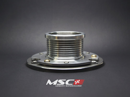 M113K Clutched Supercharger pulley 66mm (E55, CLS55, SL55, CL55, S55, G55)