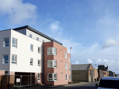 Energy Efficient Flats Handed Over