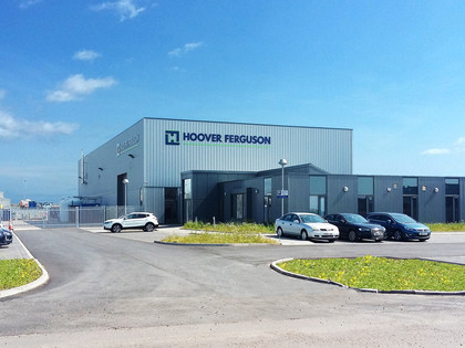 Industrial and Chemical Storage Site Opens