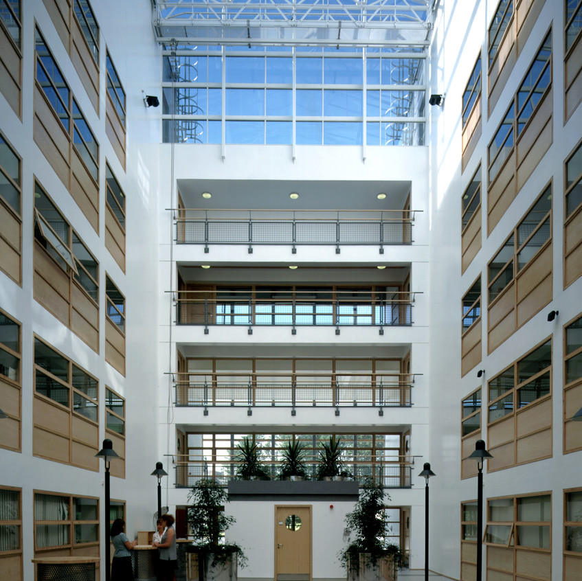 Institue of Medical Sciences - Atrium