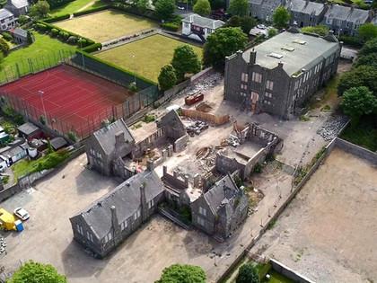 Victoria Road School - Drone Footage