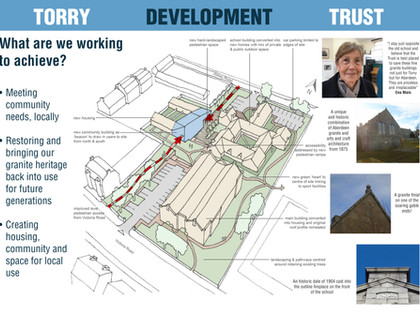Victoria Road School Proposals to Assist in Bid to Save the Buildings!
