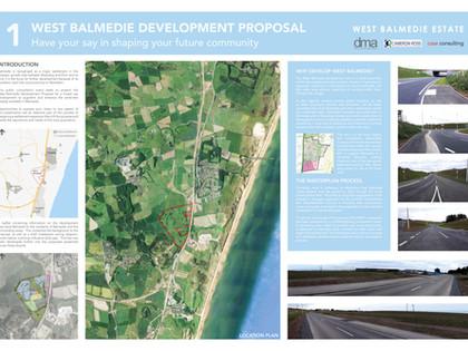 West Balmedie Development Proposal