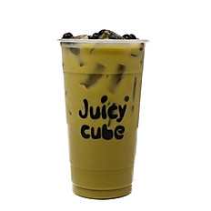 Matcha Bubble Milk Tea