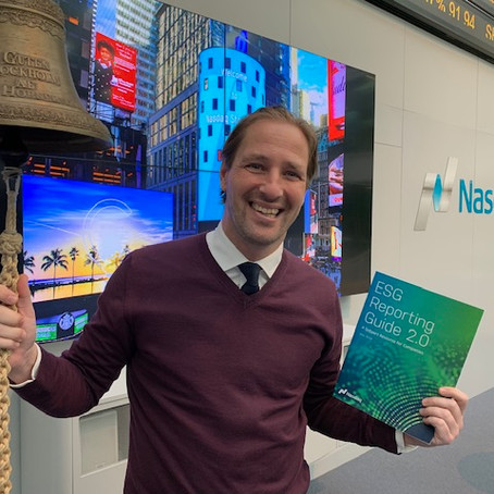 Interview with Niclas Holmberg, Managing Director Global Listing Services Nasdaq: