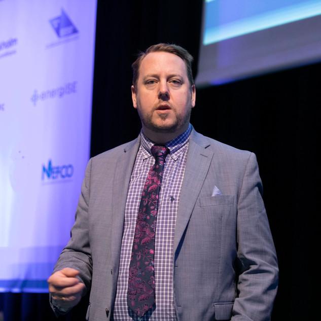 Andreas Stubelius, Business Developer, Energimyndigheten
