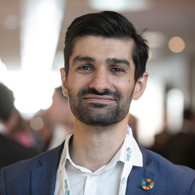Sasan Shaba, Business Developer Energimyndigheten