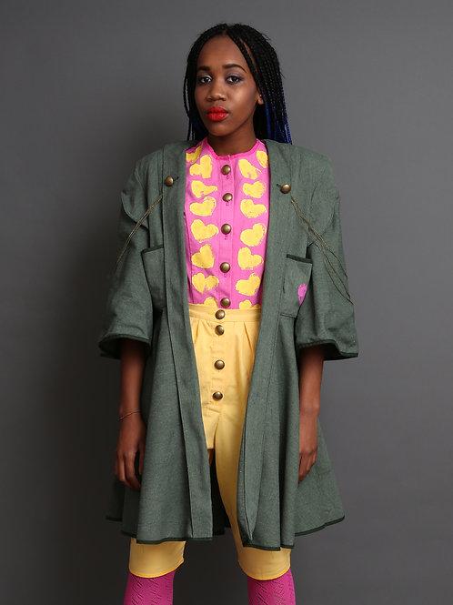 Margret Women's Coat Green