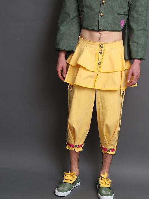 Margret Men's Trousers Yellow