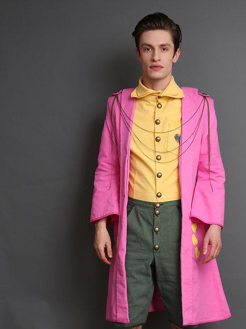 Margret Men's Coat Pink