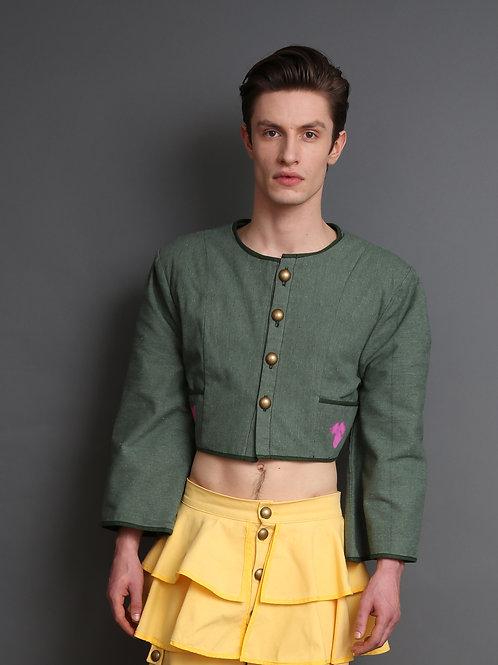 Margret Men's Jacket Green