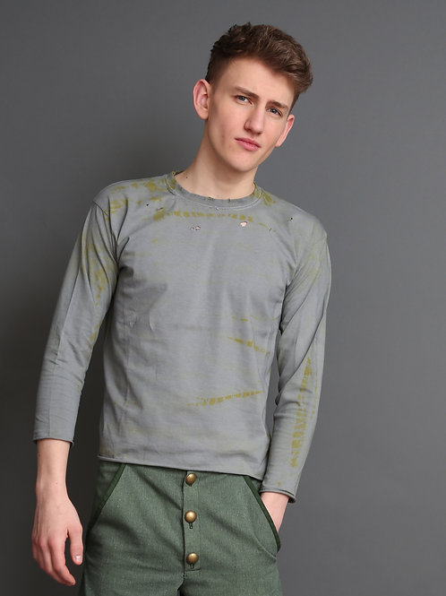 Men's Longsleeve Yellow