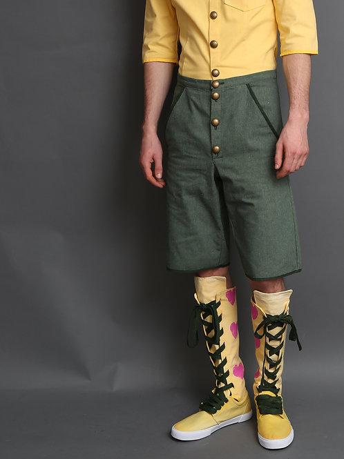 Margret Men's Trousers Green