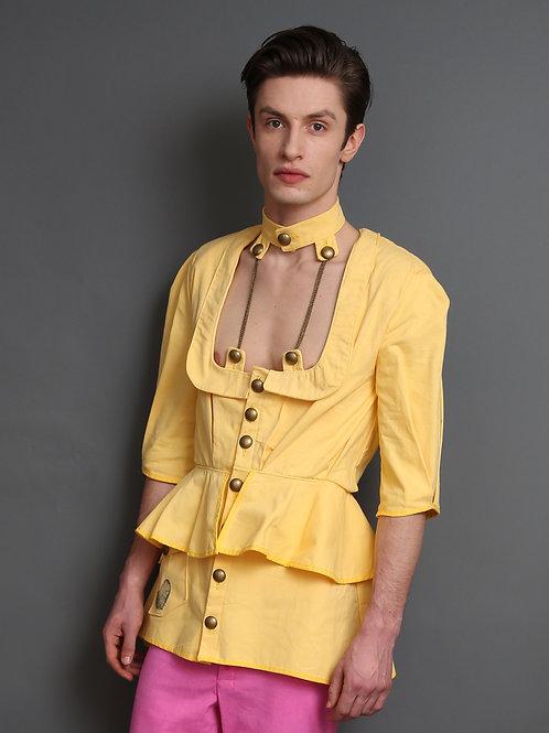 Margret Men's Jacket Yellow