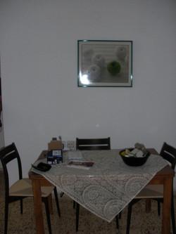 הסלון - לפני