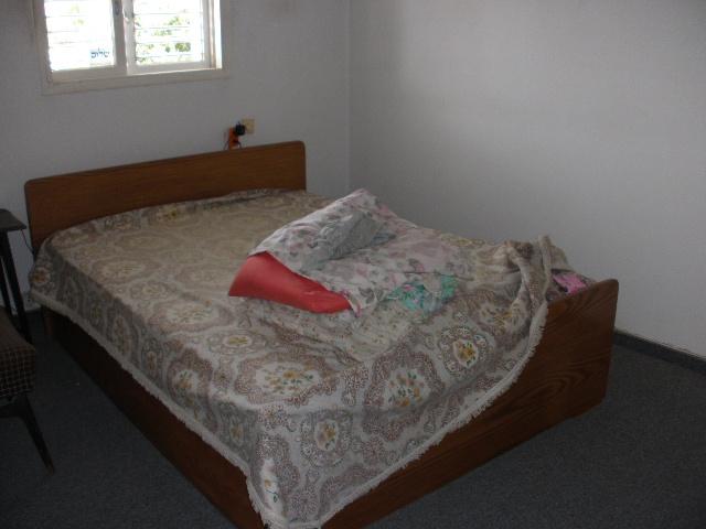 חדר השינה - לפני