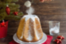 Pandoro is deliv=cious on one of our guided tours of Italy