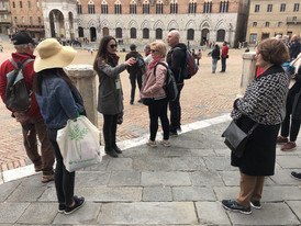 Touring Siena