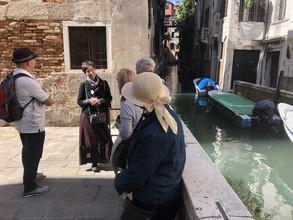 Quiet tour in Venice